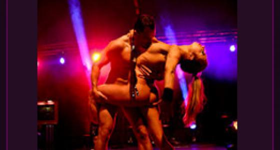 Striptease diner show amsterdam
