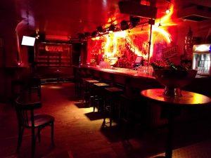 Striptease kroegfeest Amsterdam